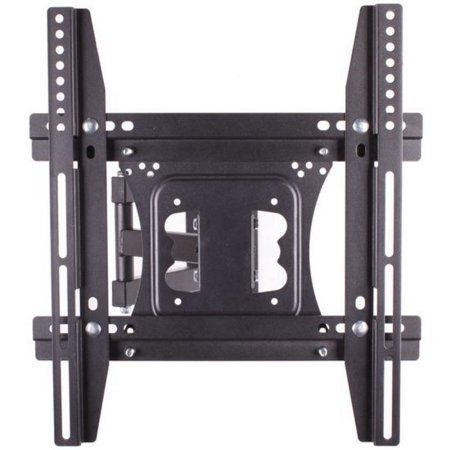 UNHO Full Motion TV Wall Mount for 22-50 inches TVs Tilt and Swivel Articulating Arm Image 4 of 7