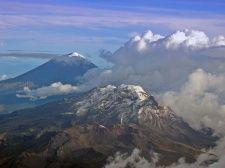 La leyenda entre el Popocatépetl y el Iztaccíhuatl