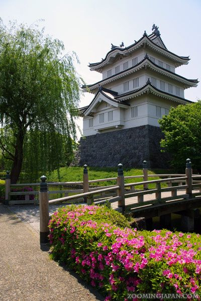 Japanese castles I've visited: #78 Oshi Castle in Saitama Prefecture.  A nice little castle with some beautiful surroundings.