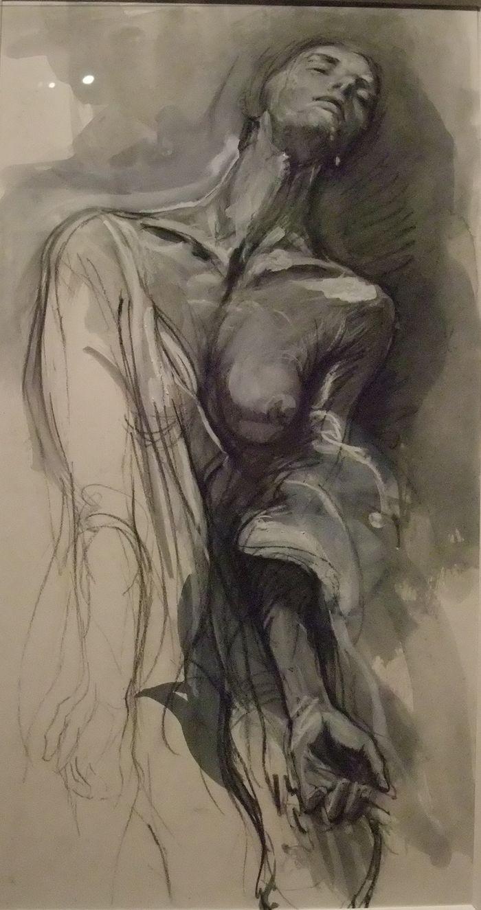 Ernest Pignon-Ernest. Extases - Voir & Dire