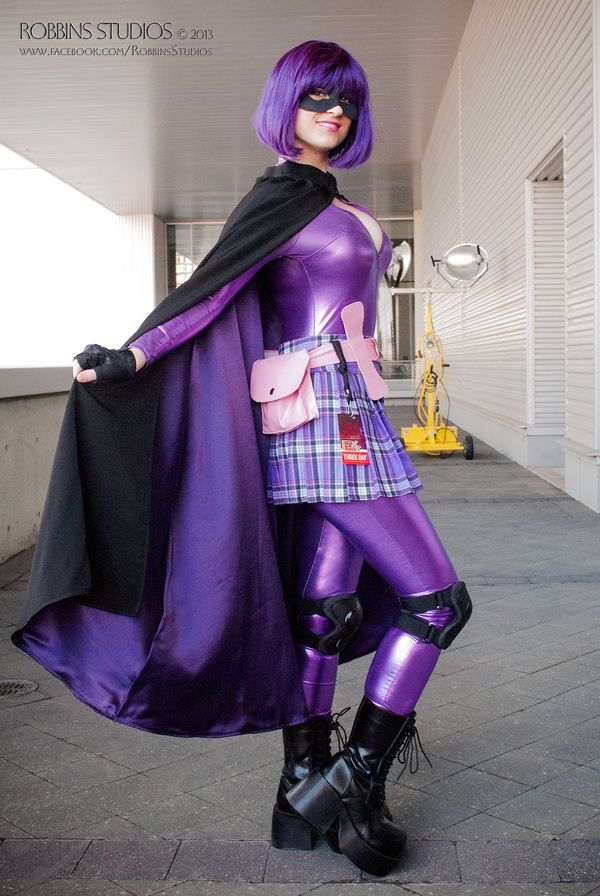 Hit Girl #cosplay. #kick-ass