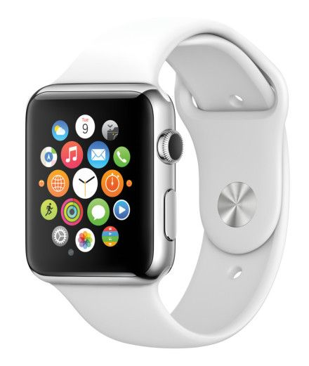 It's here! The Apple Watch has launched.  The sad reality, if you are near 50, you probably can't see the face of the watch.