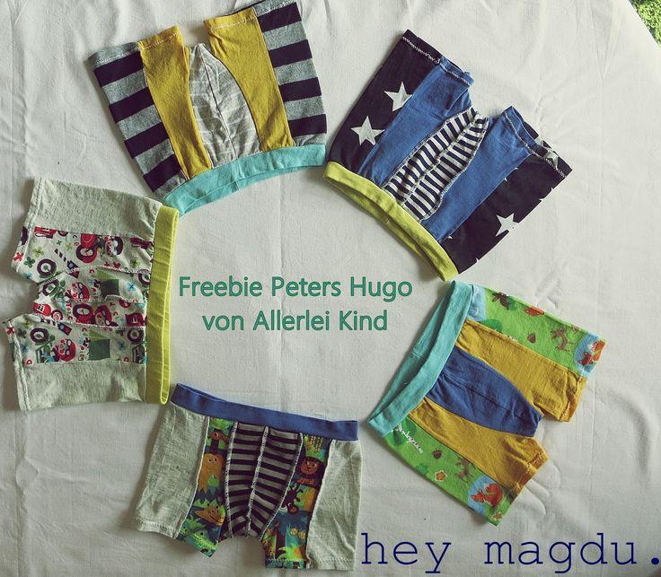 schöne Shorts von Magdalena