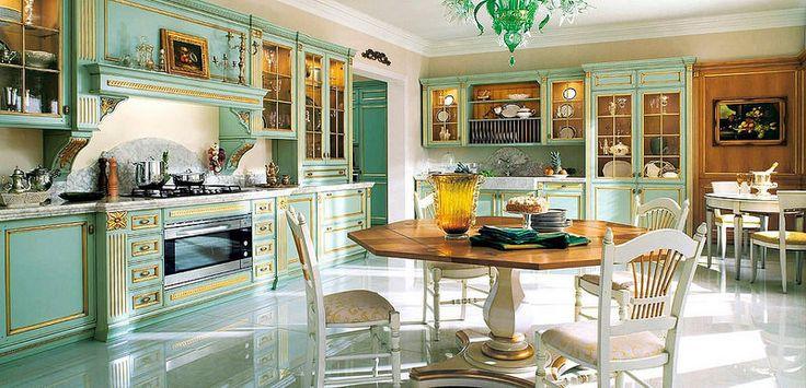 Красивые кухни (61 фото): когда дизайн вдохновляет