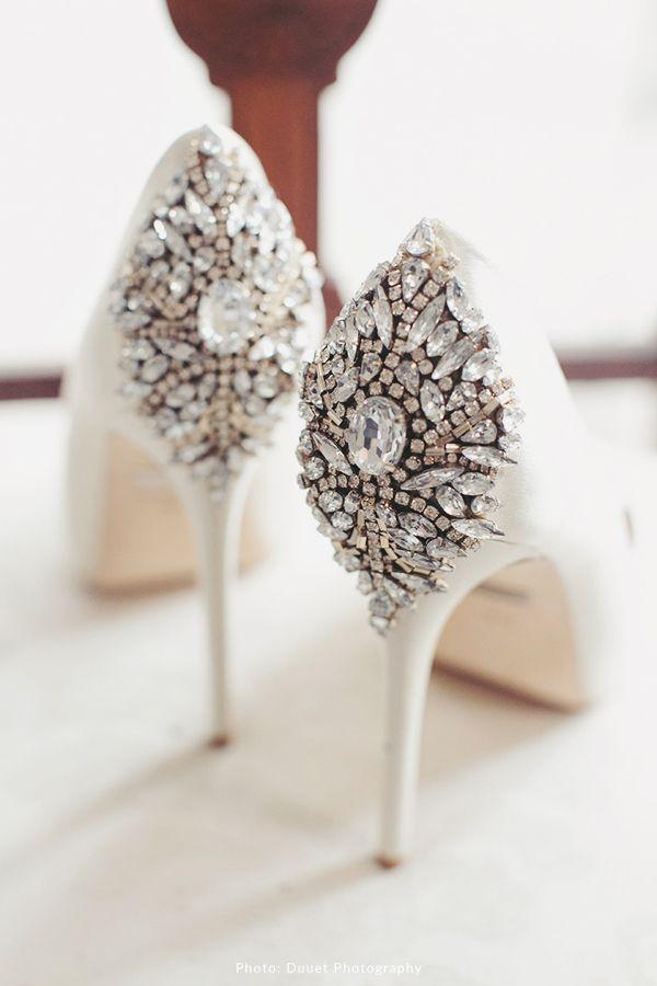 715f338b352 Beautiful wedding shoes - BADGLEY MISCHKA