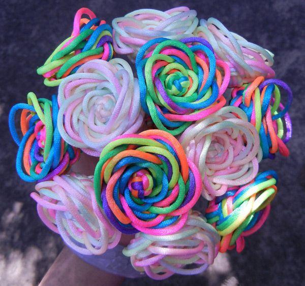 ROPE ROSE FLOWERS... <3