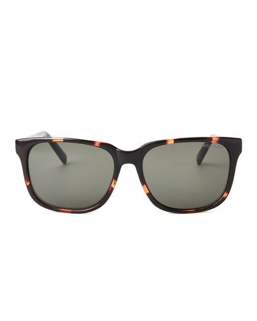 #ebay Tommy Hilfiger women sunglasses JARED Tortoiseshell Look Rectangular Black Lens Tommyhilfiger withing our EBAY store at  http://stores.ebay.com/esquirestore