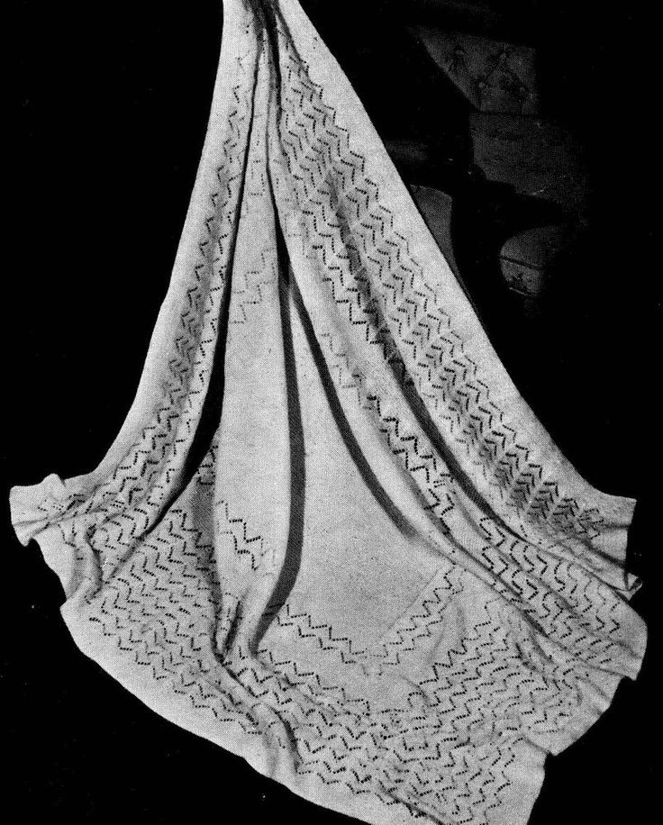 Details about Vintage Knitting pattern-how to make pretty ...