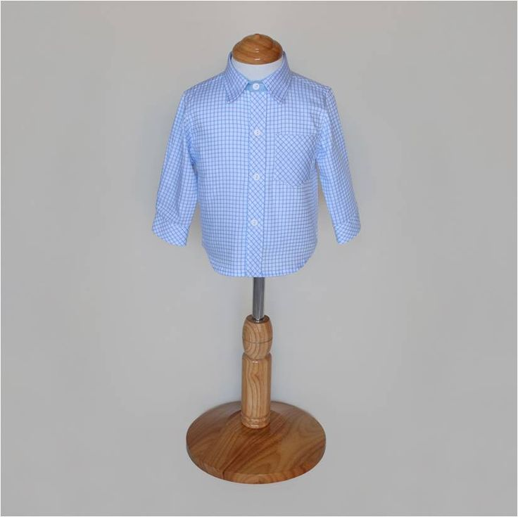 Classic style boys collar shirt, in soft cotton with long sleeves. Light, soft and gentle cotton. this shirt is great for a summer evening. https://www.facebook.com/a.b.timelesscouture/timeline a.b.timelesscouture@gmail.com