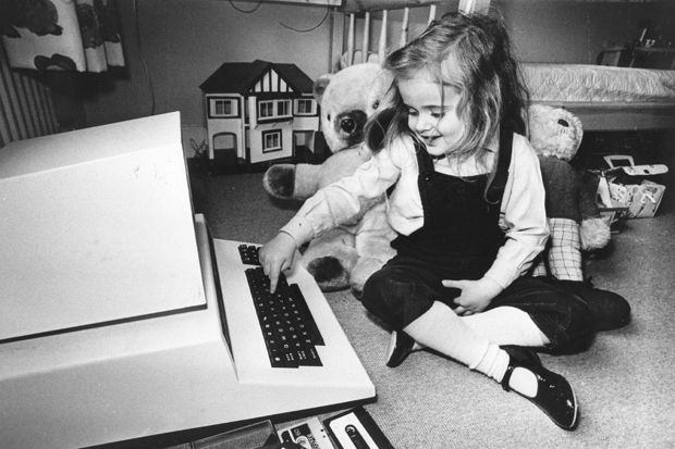 My first memory of a computer is of a hulking Acorn PC that dominated a corner of my primary school classroom. I remember crafting a story about ghosts on the…