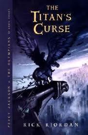 The Titan's Curse by Rick Riordan, BookLikes.com #books