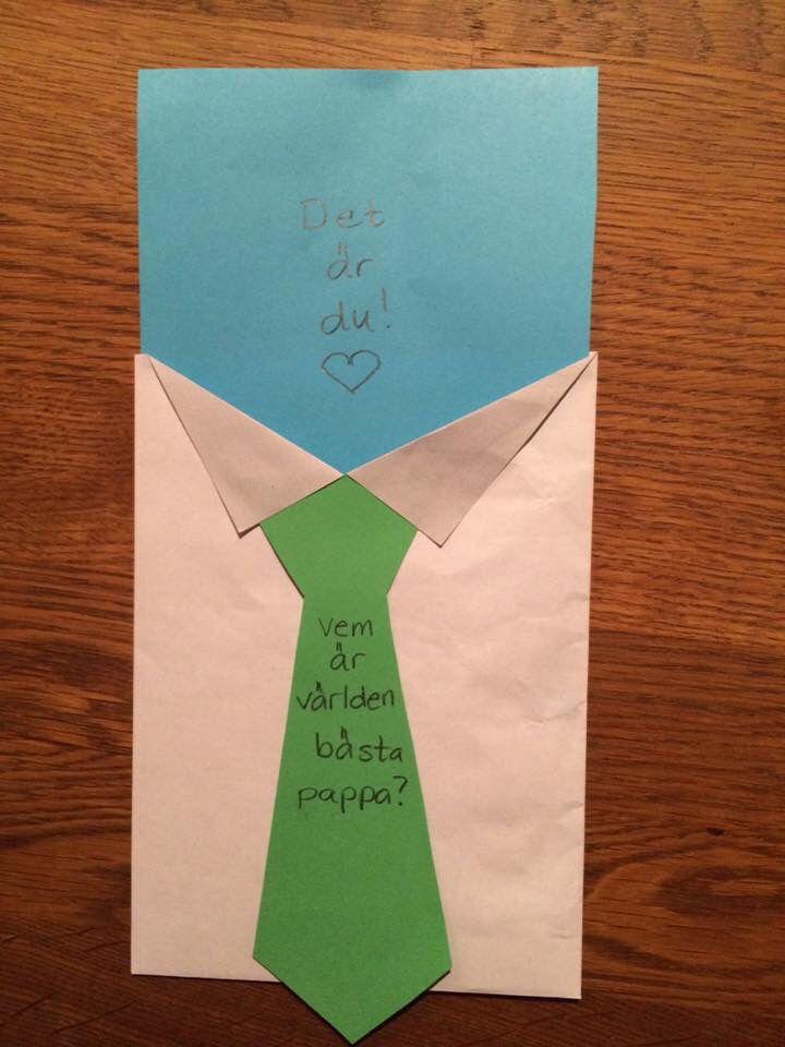 Farsdagskort C4 kuvert