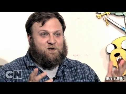 Hot Topic talks to Pen Ward and Andy Ristaino at Cartoon Network Studios.