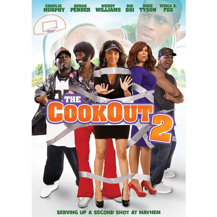 The Cookout 2 (dvd_video)