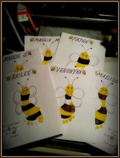 Girl Scout Bee project from the Daisy Flower Garden Journey
