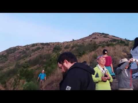 Mount Batur Hike Route | First of sunrise view point - YouTube