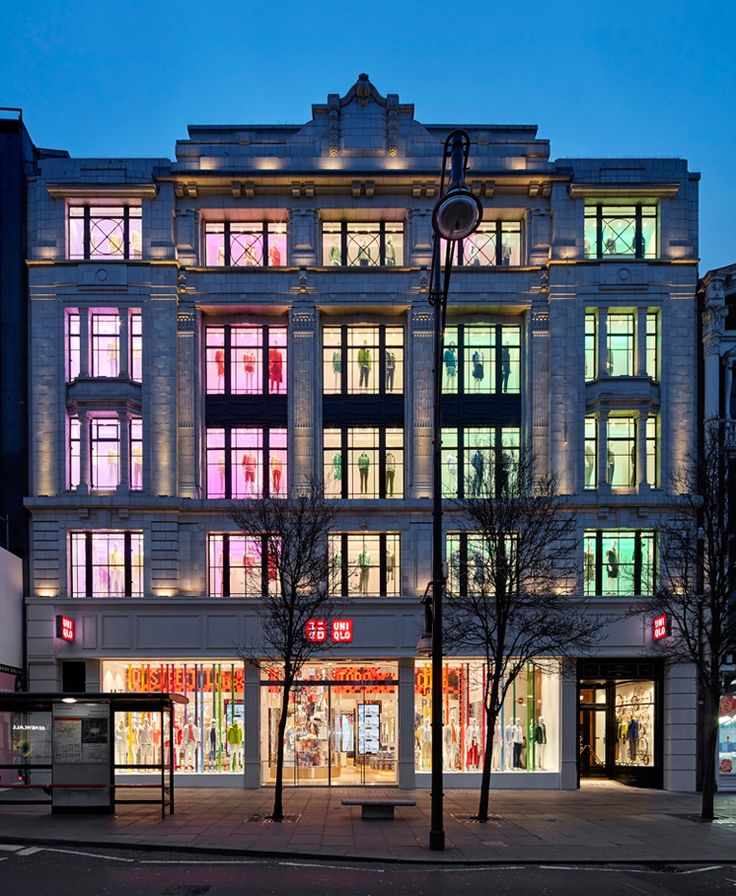 superfuture :: supernews :: london: uniqlo flagship store renewal