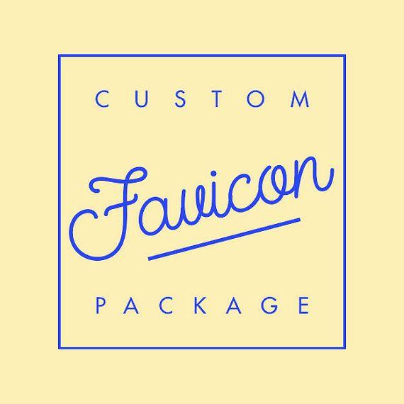 Custom Favicon from Logo, Favicon Design, Favicon Icon, Icon Design, Shortcut…