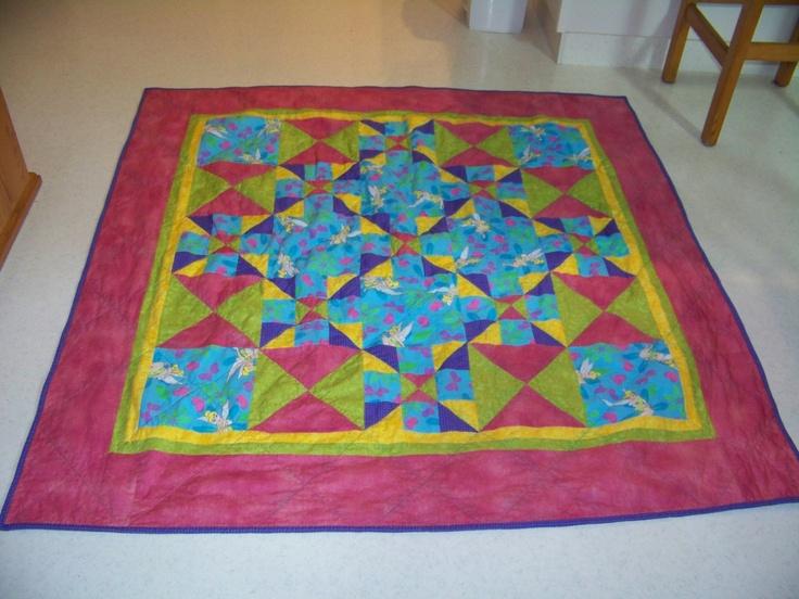 Bellas' quilt | My quilts | Pinterest