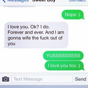 Indeed, a true gentlemen is at his most affectionate and articulate when inebriated.   19 Drunk Texts That Prove Romance Isn't Dead