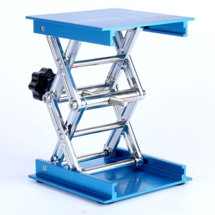 4''×4'' Router Lift Lifting Platforms Stand Rack Scissor Lab Lifter Woodworking in Industrial, Woodworking, Equipment, Machinery | eBay!