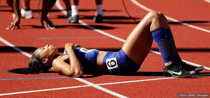 Olympic Track And Field Trials