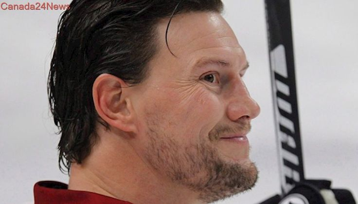 Retired NHL player Shane Doan joins league's front office