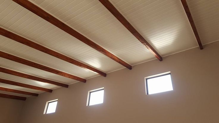 Fitting your ceiling with IsoBoard will regulate the temperature in your home, keeping it warmer in winter and cooler in summer. And obviously it looks amazing too!  Pictured above is a ceiling fitted with IsoPine - 100mm grooved boards - popular for ceilings and exposed applications.  For more information, please get in touch with your nearest stockist: http://isoboard.com/insulation/stockists/