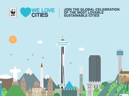 Join the global celebration of the most lovable sustainable cities! Vote for your favourite Take Action | EARTH HOUR