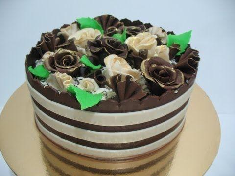 Dark Modeling Chocolate - Veena's Art of Cakes