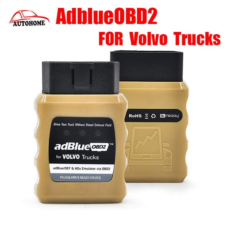 Top selling AdblueOBD2 Emulator for Volvo Trucks and Drive Ready Device by OBD2 with free china post shipping