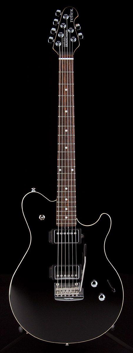 music man game changer reflex hh electric guitar center guitar pinterest electric. Black Bedroom Furniture Sets. Home Design Ideas