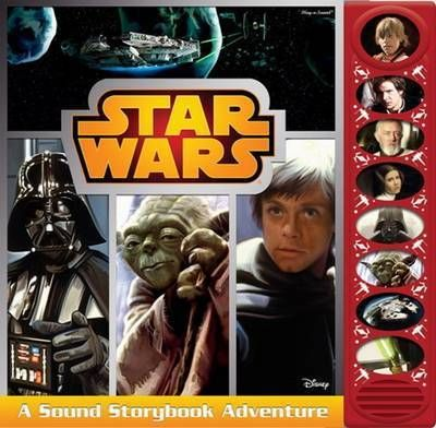 Star Wars Saga Play a Sound H/