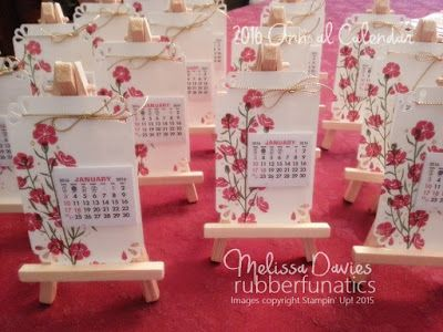 Stampin' Up! Wild About Flowers - by Melissa Davies @rubberfunatics #rubberfunatics #stampinup
