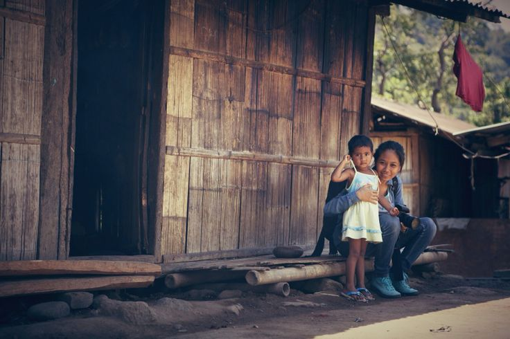Me with a beautiful little princes In a remote village, called Desa Bu Sikka in Sikka Flores NTT - Indonesia