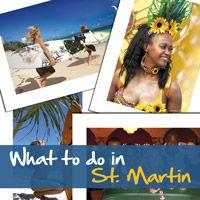 st martin island activities