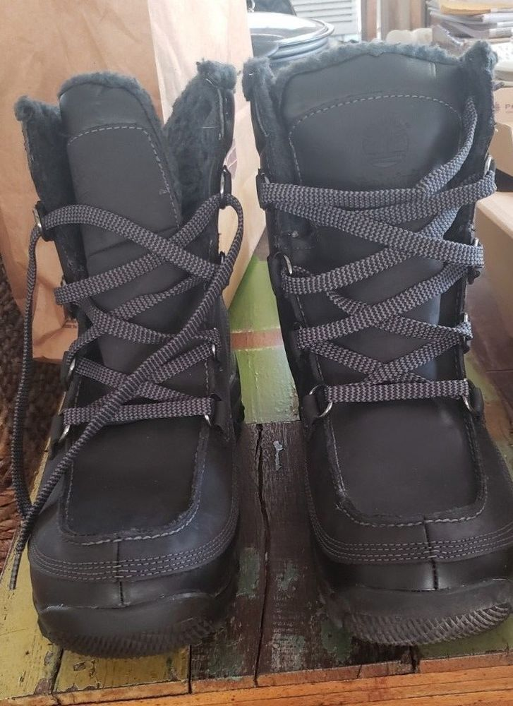 d3989ff7747 NIB- Men's Timberland Rime Ridge Duck Boot Size 12 #fashion ...