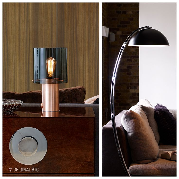 Creating a modern, minimalistic look? We suggest our Walter pendant and London floor light.