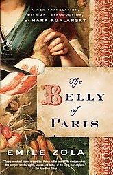 The Belly of Paris (Emile Zola) - my current read. A maelstrom of food and politics in the newly rebuilt Les Halles market in Paris in the late 1800s. Descriptions so vivid you can smell what you are reading.