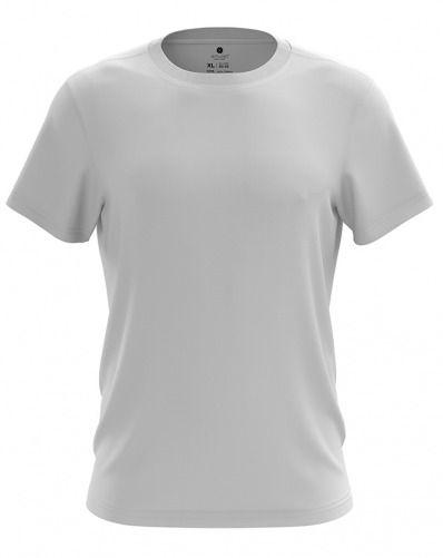 Однотонная серая футболка 100% хлопок купить, недорого | Интернет магазин Амулет