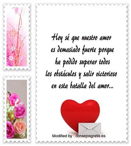 descargar frases de amor para mi enamorada,textos bonitos de amor para enviar a mi novia por whatsapp:  http://www.consejosgratis.es/frases-para-decir-que-estaremos-juntos-siempre/