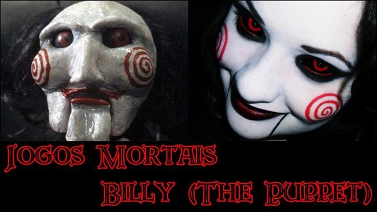 Jogos Mortais/Saw-Billy (The Puppet) Sugestão:Adriana e June - Especial_...