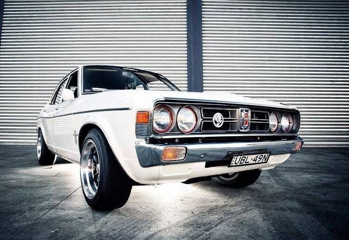 A 1975 Mitsubishi Galant!