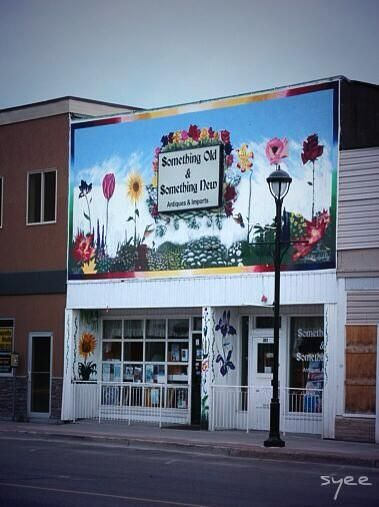 Antique shop in Prince George, BC via @SharonYee1