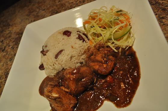 » Blog Archive » Jamaican Brown Stew Chicken