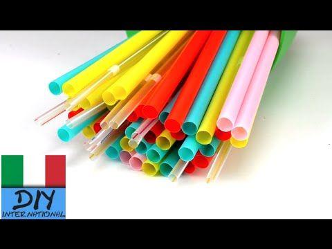 Bracciali Rigidi Fai da Te - Riciclando Bottiglie di Plastica! Trendy e colorati per l'Estate - YouTube