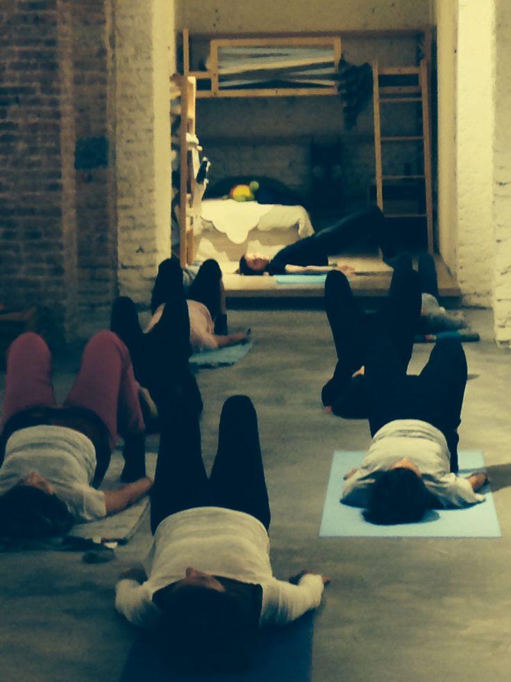 #Pilates #stretching