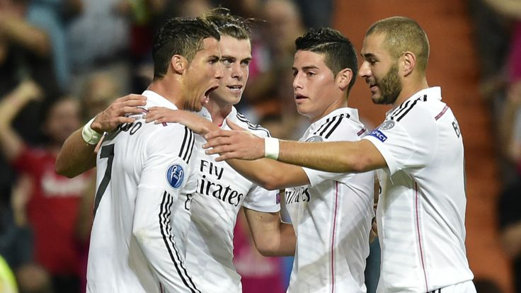 Bale Benzema Cristiano HD Images 1