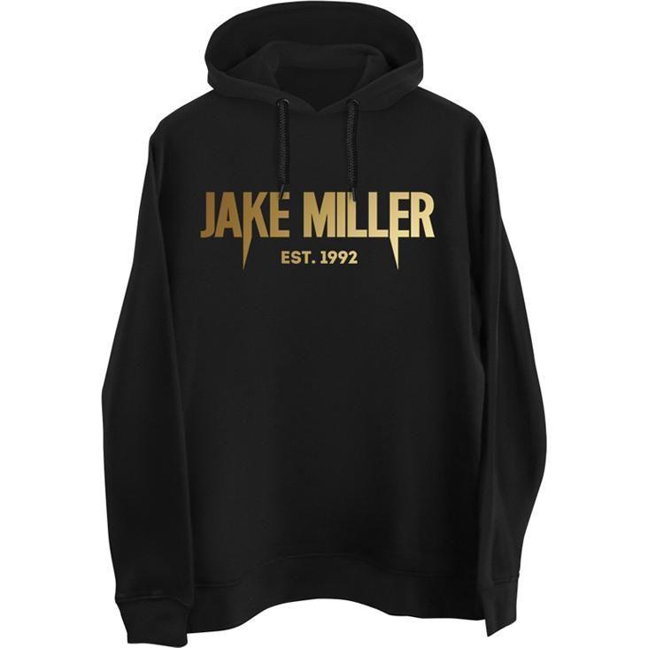 Jake Miller Gold Hoodie