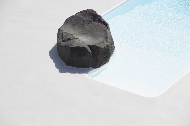 Theran Soil. Aenaon Villas Santorini | photography Irini Giotopoulou Emerging  https://thegreekdesigners.com/…/30/aenaon-serenity-in-thira/